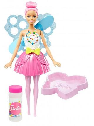 Кукла Барби с крыльями Волшебные мыльные пузыри Barbie