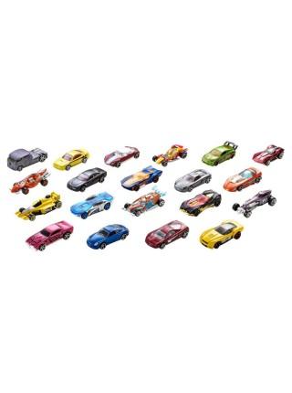 Набор из 20 базовых машинок Хот Вилз в подарочной коробке Hot Wheels gift set ОРИГИНАЛ