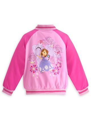 Куртка ветровка Принцесса София Дисней на 5/6 лет Disney