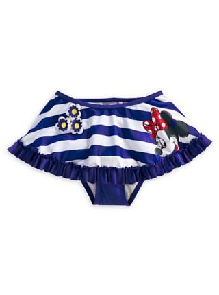Купальник раздельный для девочки 2 года Минни Дисней / Minnie Mouse Swimsuit Disney