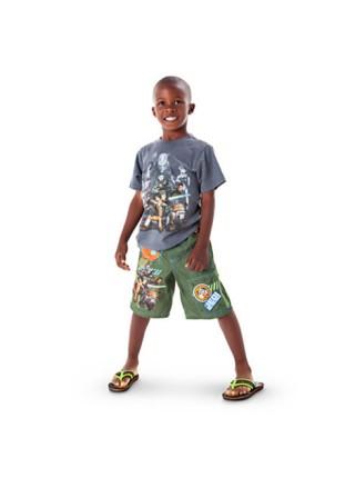 Шорты для мальчика 4 года Звездные войны Дисней / Star Wars Swim Trunks for Boys Disney