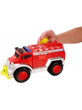 Пожарная машина Matchbox со световыми и звуковыми эффектами