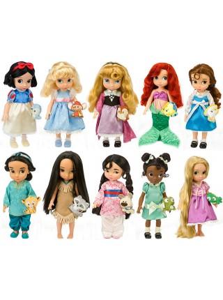 Кукла Аврора Дисней спящая красавица аниматор Disney