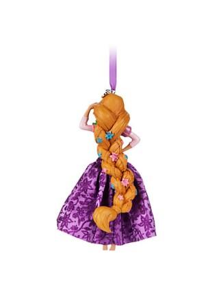 Елочная игрушка Дисней Рапунцель Disney
