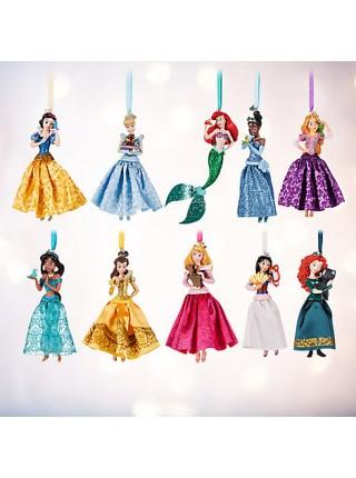 Елочная игрушка Дисней Ариель Русалочка Disney