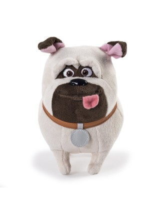 Мягкая игрушка мопс Тайная жизнь домашних животных