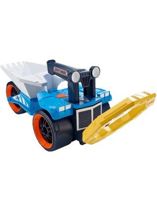 Машина грузовик Matchbox металлоискатель Treasure Truck Матчбокс 7 набор из 10 железных машинок