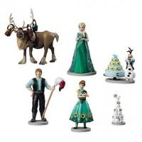 Холодное сердце набор фигурок День рождения Анны ДИСНЕЙ / DISNEY Frozen