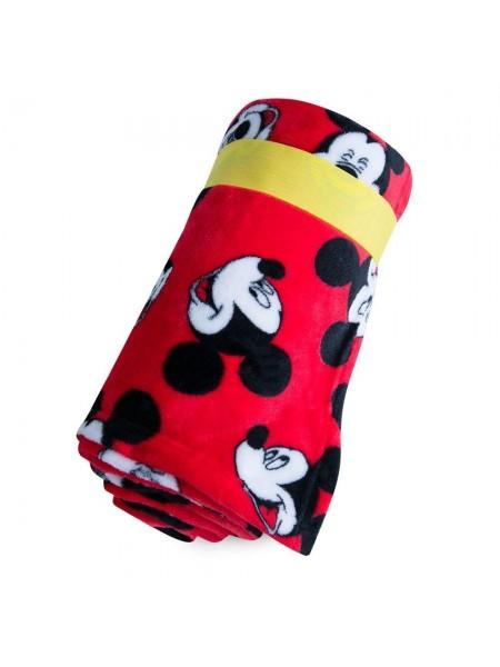 Плюшевый плед Дисней Микки Маус Disney