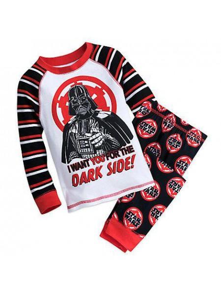 Пижама для мальчиков Звездные войны Дисней 8 лет / Star Wars PJ for Boys Disney
