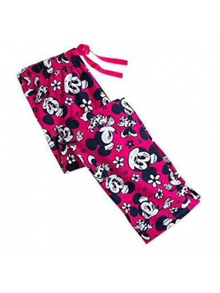 Пижамные штаны женские XS, M от Дисней / PJ Lounge Pants for Women Disney Minnie Mouse