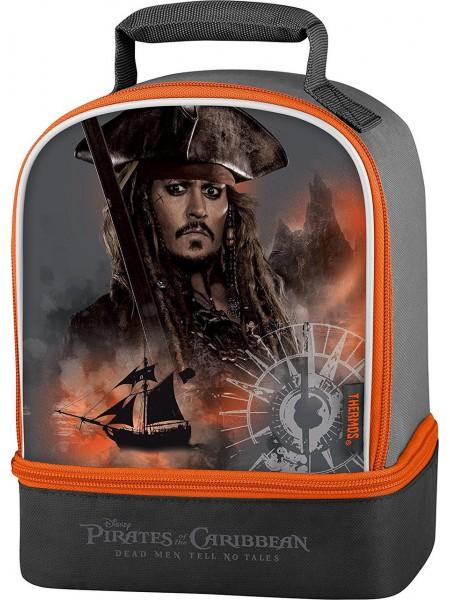 Ланчбокс / Термосумка для обедов Пираты Карибского Моря  /Lunch Tote Thermos