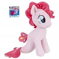 Май литл пони Пинки Пай плюшевая игрушка 30см / My Little Pony Pinkie Pie Sea-Pony