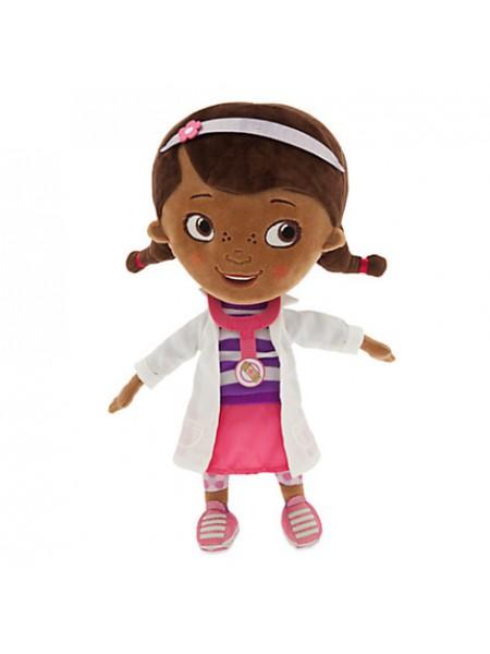 Кукла Доктор Плюшева мягкая Дисней Disney
