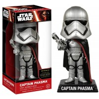 Funko виниловая фигурка Звездные войны Капитан Фазма Star Wars