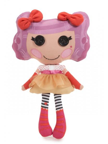 Лалалупси Смешинка большая мягкая кукла Lalaloopsy Girls