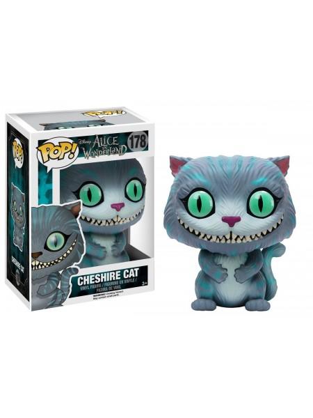 Funko POP Алиса в стране чудес Чеширский кот виниловая фигурка