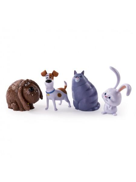 Набор фигурок Тайная жизнь домашних животных