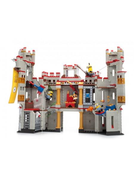 Миньоны конструктор Приключения в замке Mega Bloks Minions