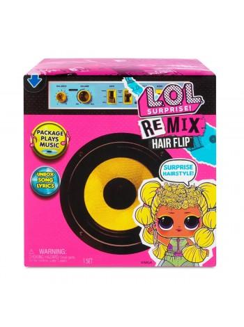 Лол L.O.L. Surprise! кукла серии Музыкальный сюрприз Remix Hairflip