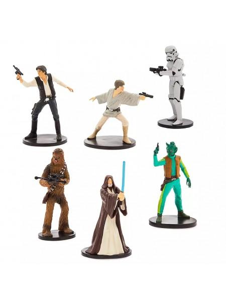 Набор фигурок Звездные войны Дисней/ Star Wars Play Set Disney