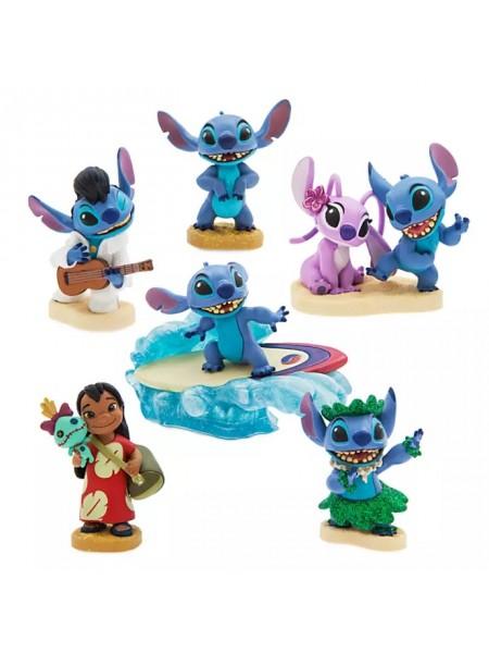 Набор фигурок Лило и Стич Дисней Disney