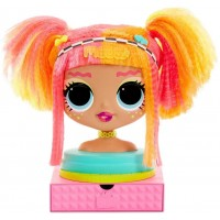 Лол манекен L.O.L. Surprise! O.M.G. Styling Head Neonlicious