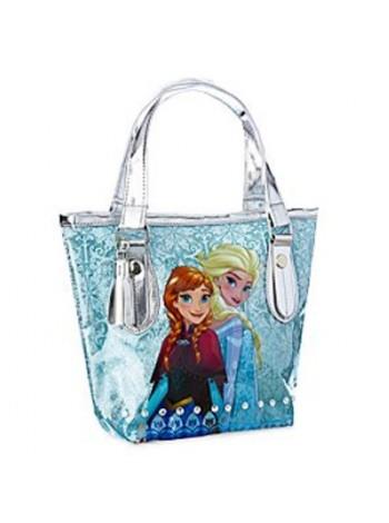 Сумочка Анна и Эльза Холодное сердце Дисней /Fashion bag Anna and Elsa Disney