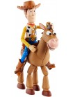 История игрушек набор фигурок Вуди и конь Булзай Mattel