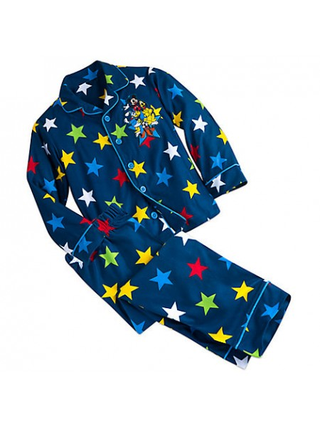 Пижама Микки Маус и друзья для мальчика 5/6 лет Disney