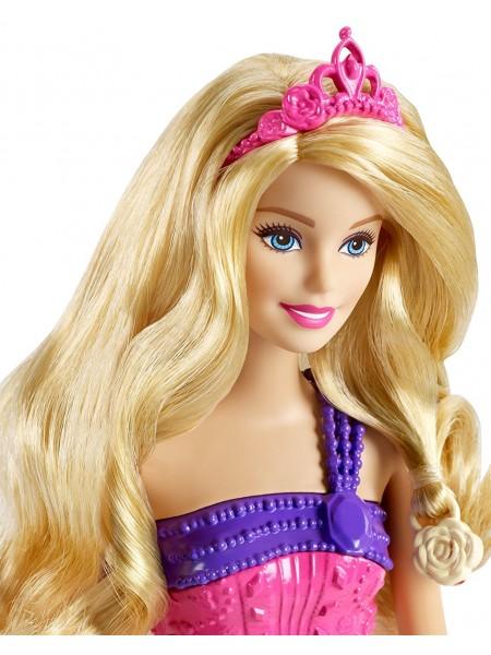 Кукла Барби Королевство длинных волос набор с аксессуарами Barbie