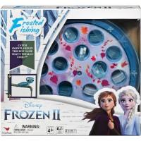Игра Холодное сердце Рыбалка Frozen Frosted Fishing