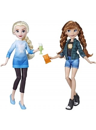 Набор кукол Анна и Эльза Ральф против интернета Hasbro