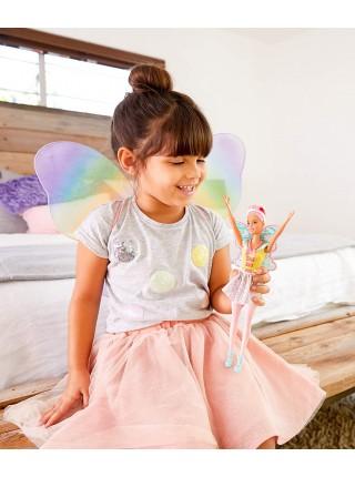 Барби кукла со сьемными крыльями Barbie Dreamtopia