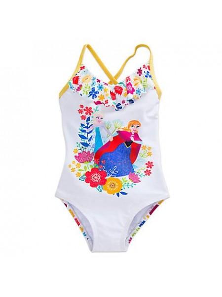 Купальник cдельный для девочки Холодное сердце 5/6 лет / Frozen Swimsuit Disney