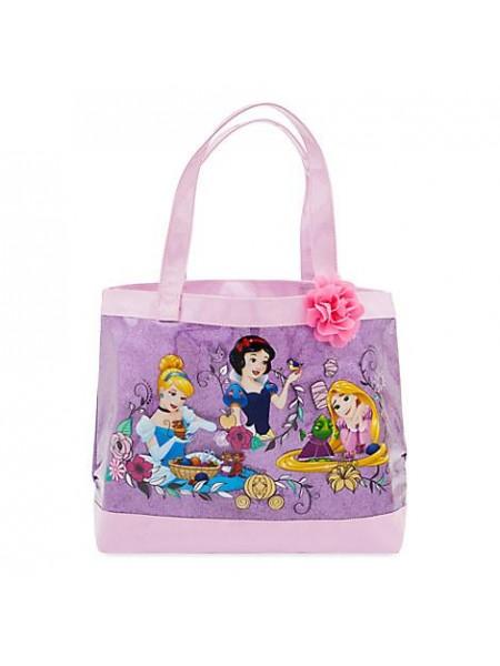 Пляжная сумочка Принцессы Дисней / Disney Princess Swim bag