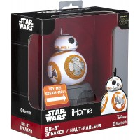 eKids iHome Star Wars BB-8 Bluetooth Speaker Портативная колонка