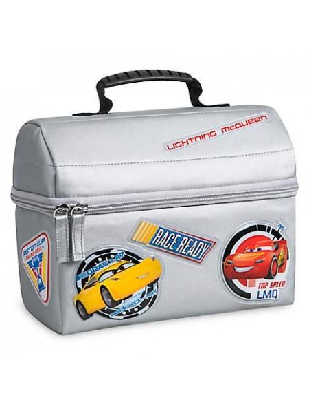 Ланчбокс сумка Тачки Дисней / Cars Lunch Tote Disney