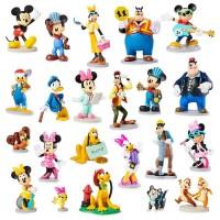 Набор фигурок Микки Маус и друзья Делюкс Дисней Disney