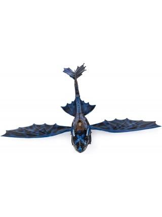 Дракон Беззубик Ночная Фурия дышащий огнем Как приручить дракона