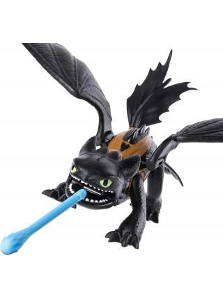 Дракон Беззубик Ночная Фурия и викинг Как приручить дракона