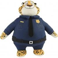 Полицейский Когтяузер мягкая игрушка Зверополис Zootopia TOMY