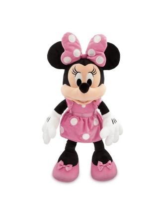 Минни Маус Дисней большая плюшевая игрушка 70 см / Minnie Mouse Disney