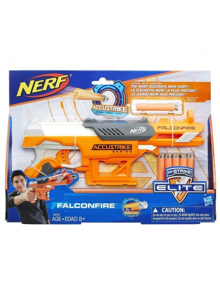Бластер Nerf Elite AccuStrike Series FalconFire Hasbro