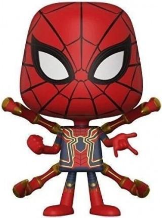 Набор фигурок Спайдермен Железный Человек Паук и Танос Avengers Infinity War Marvel