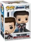 Тони Старк Железный человек виниловая фигурка Marvel Funko POP