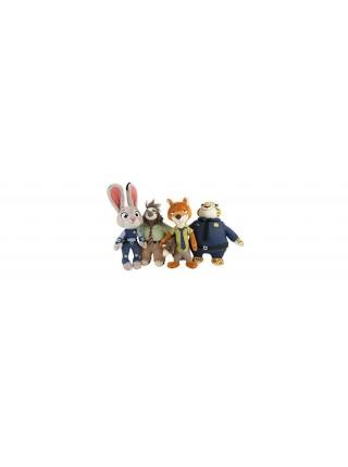 Ник Уайлд Лис мягкая игрушка 25 см Зверополис Zootopia TOMY