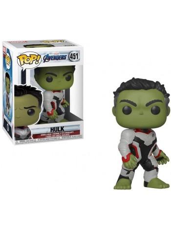Халк виниловая фигурка Marvel Avengers Endgame Funko POP