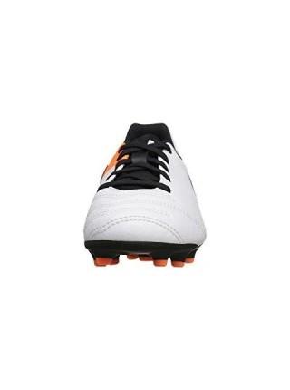 Футбольные бутсы Nike Tempo оригинал 5 Big Kid M 24,5см White/Total Orange/Black