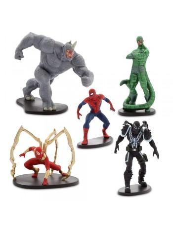 Набор фигурок Спайдермен Spider-Man Disney